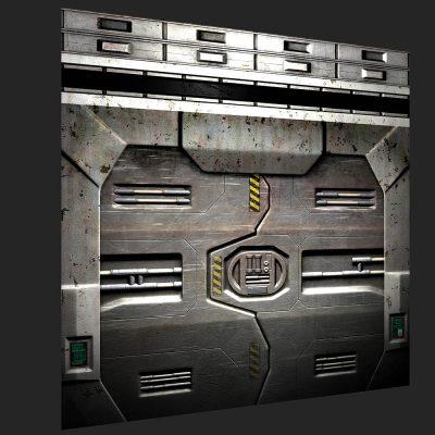 Stormrise base door