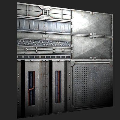 Stormrise metal panels