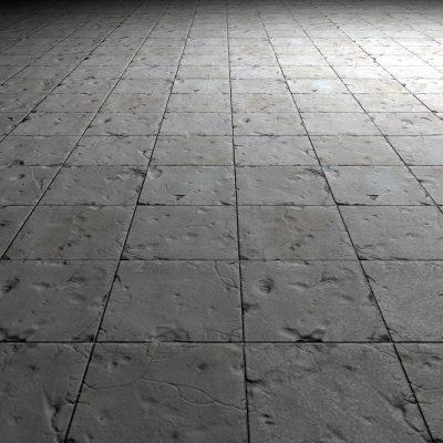 Stormrise concrete floor