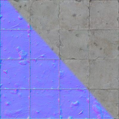 Stormrise concrete floor texture