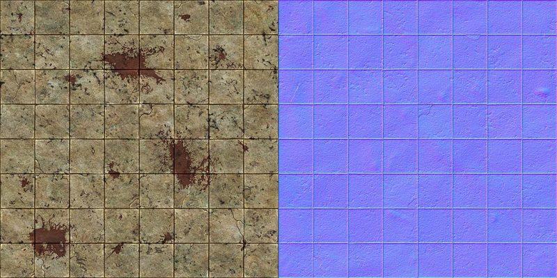 Fury Decay floor
