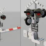 Level Crossing Boomgate