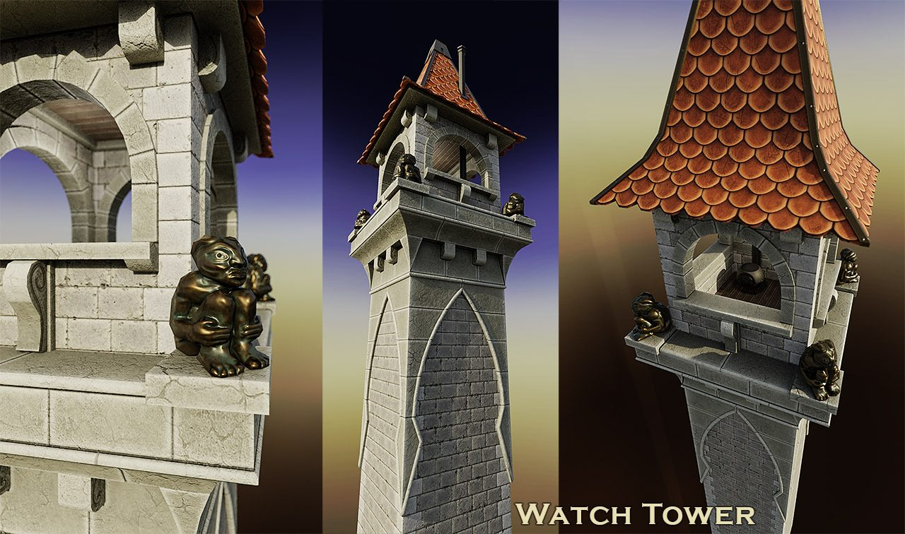 WatchTower alternate angles